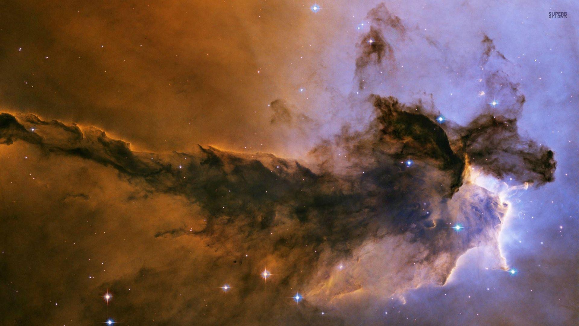 Eagle nebula deo 39 s happy little blog - Pillars of creation wallpaper ...